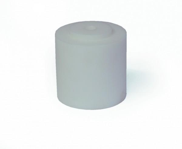 Adapter Alu für ext. Lüfter (Lüftermotor)