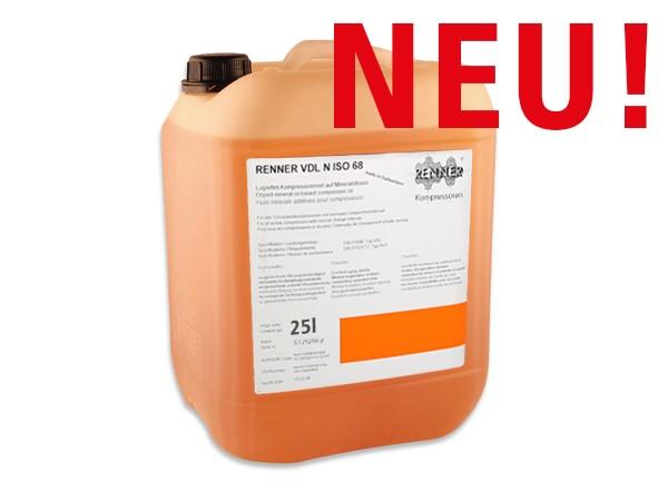RENNER (68er) Kompressoren Öl