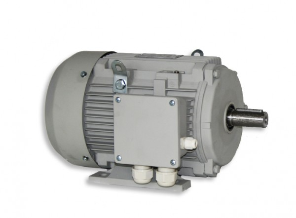 Elektromotor 4,0 kW inkl. integriertem Lüfterrad