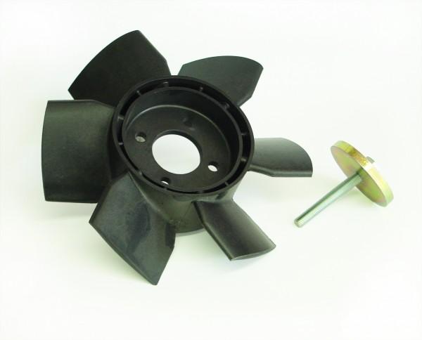 Lüfterrad für RS 1-90,0 + 2-90,0 + 110 kW