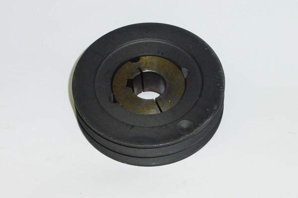 Keilriemenscheibe Motor und Taperbuchse 1610-24